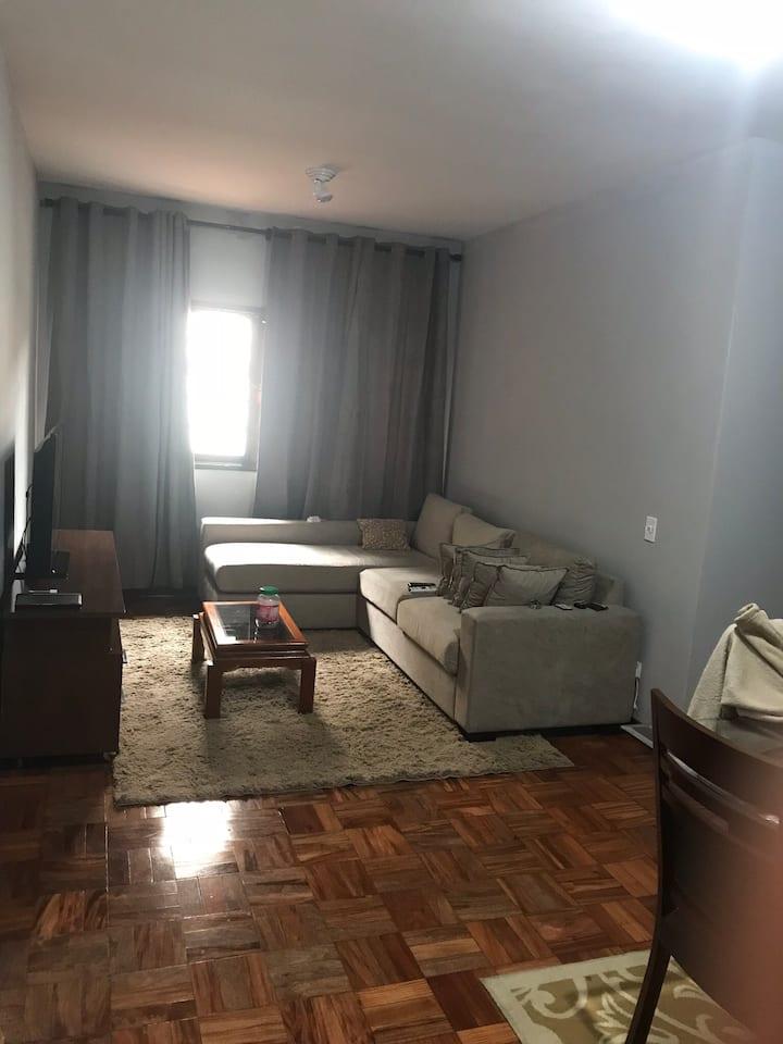 Apartamento completo e espaçoso no abc paulista!