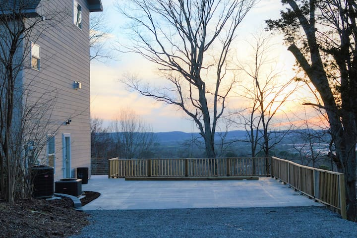Fabulous View in spacious Lower Level of New Home!