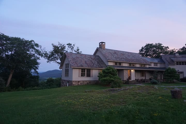 Vermont Restored Barn  with Amazing Views