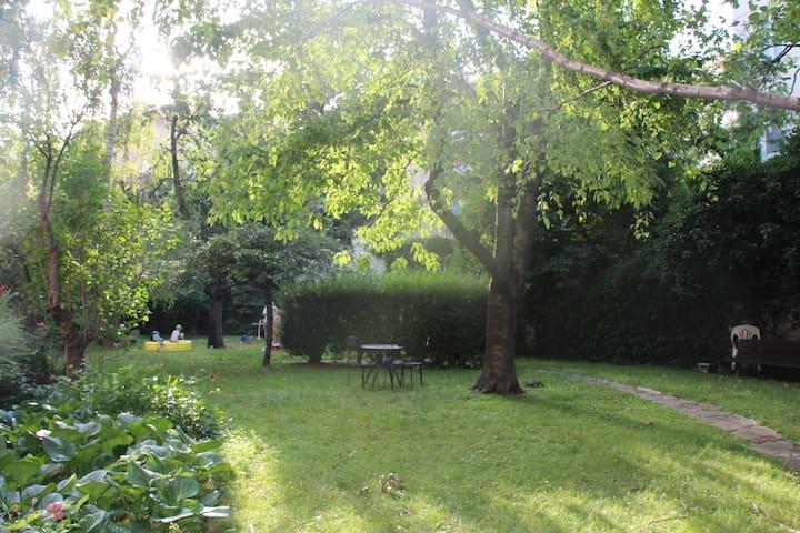 Zentral ruhig entspannt - Wien - Apartment