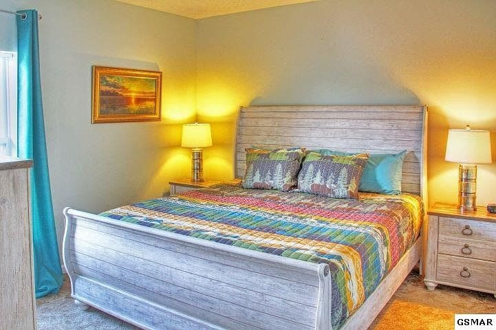 Exceptionally comfortable second bedroom