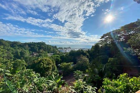 Jungle Villa with Ocean Views
