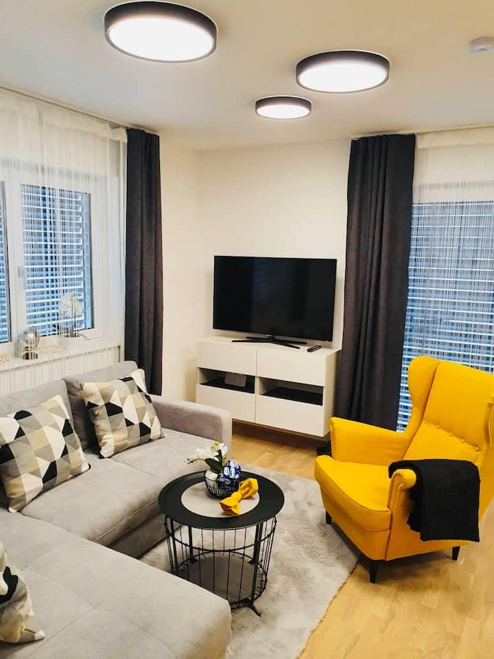 LEON Apartment NEU! Gemütlichkeit an erster Stelle