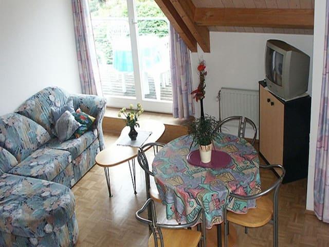 Hotel Anker, (Bodman-Ludwigshafen), Ferienwohnung Studio A, 48qm, 1 Wohn-/Schlafraum, max. 3 Personen