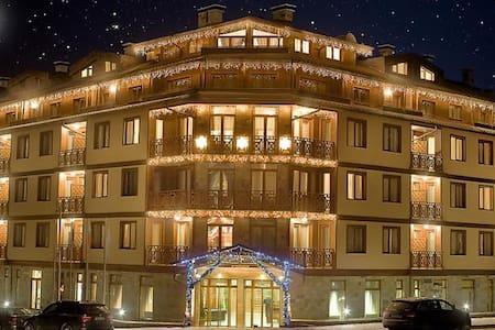 Luxurious Apartment is 4* Vihren Palas Ski&Spa - Bansko