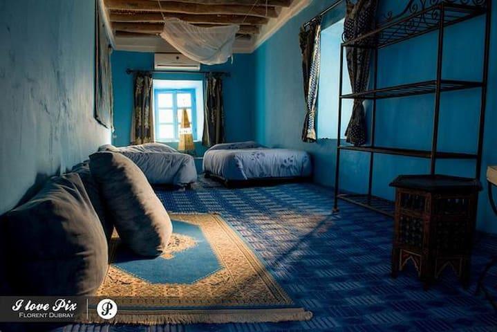 Les Terrasses de l'Atlas - chambre Agadir