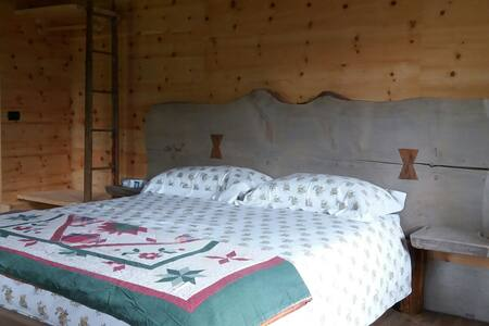 "Baita Bertolini camera ""Brenta"" - Monclassico - Bed & Breakfast"