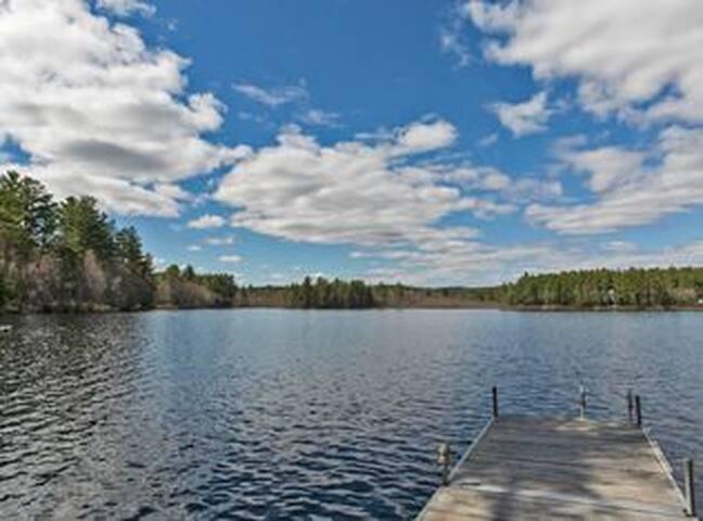 Lakehouse Retreat