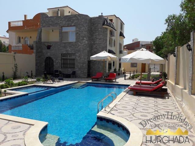 Saphir Apartment - Dreamy Holidays Hurghada