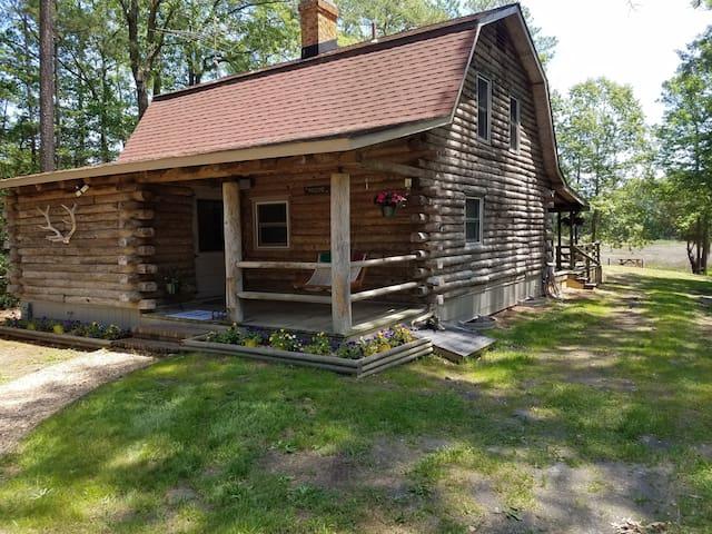 Wickline Cabin on Moon Creek