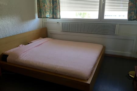 Private room in apartment - Nyon - Nyon - Daire