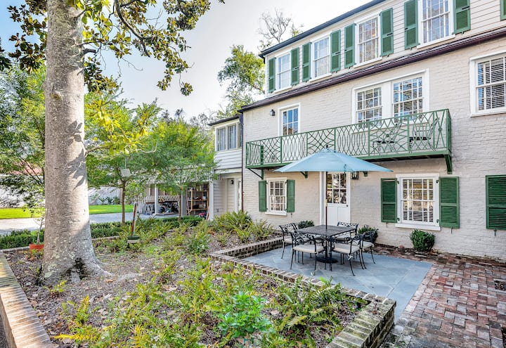 Historic Kitchen House - South of Broad (Charming)