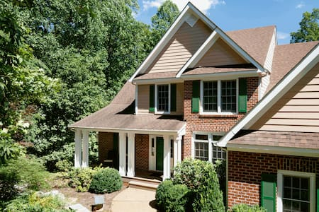 Cville retreat close to downtown and wineries - Charlottesville - House