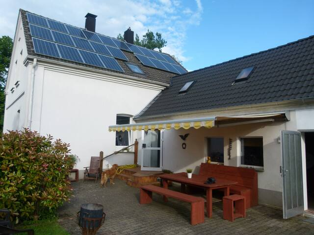 Gemütlicher Anbau mit Gartennutzung am Stadtsee - Werne - Huoneisto