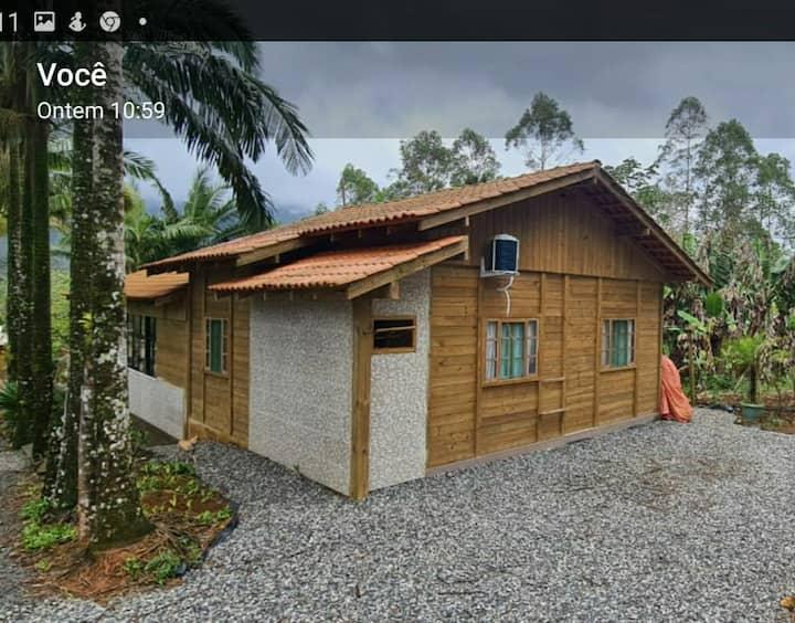 Bela casa de Campo