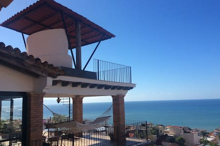 Spectacular Ocean Views in every room ! - Puerto Vallarta