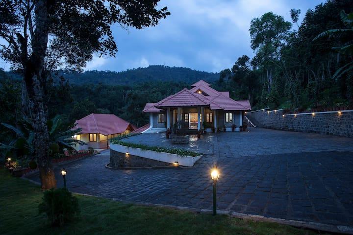 Ayurvedic retreat with Svaztha at Standard room - Kumily - Villa
