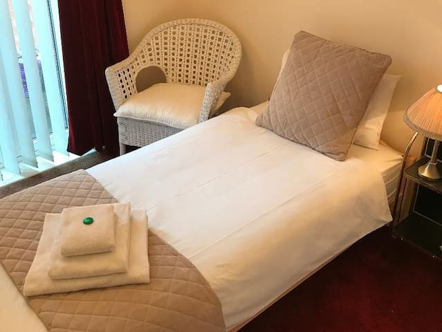Single Room at Beaumont Rise B&B