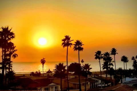 Beach Townhouse in the Heart of Rosarito