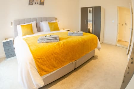 Luxury 1 bed Serviced Apartment in St Albans