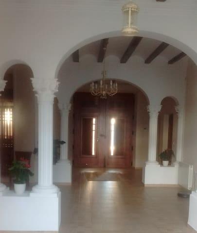 La Casa Gran - Benavites - Oda + Kahvaltı