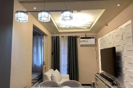 Fully furnished 1 bedroom unit
