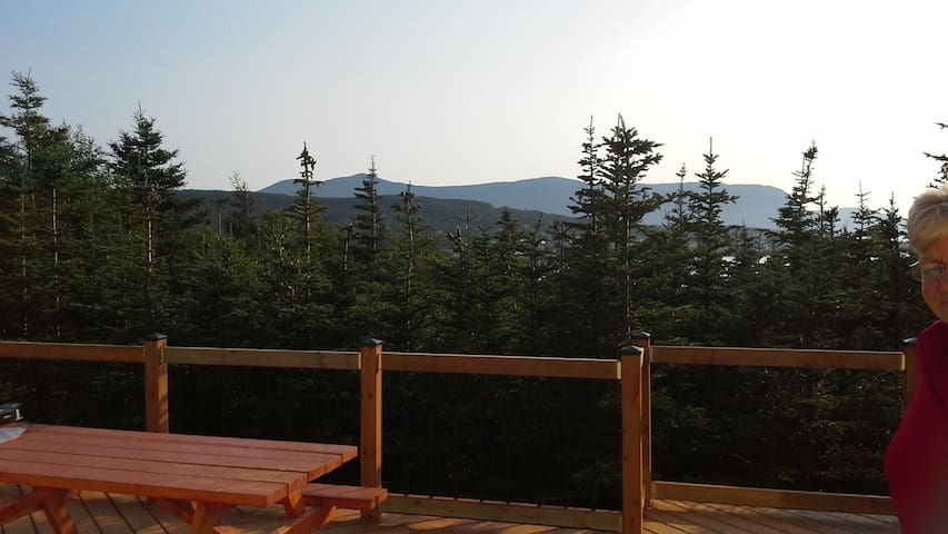 Centrally located within Gros Morne National Park