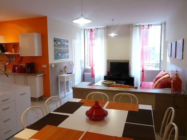 ORIENTAL, Résidence Gascogne *** - Eaux-Bonnes - Apartment