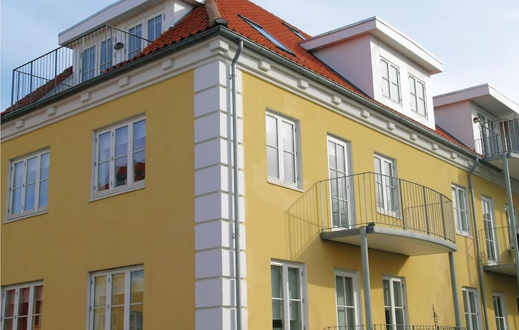 Holiday apartment with 1 bedroom on 66 m²
