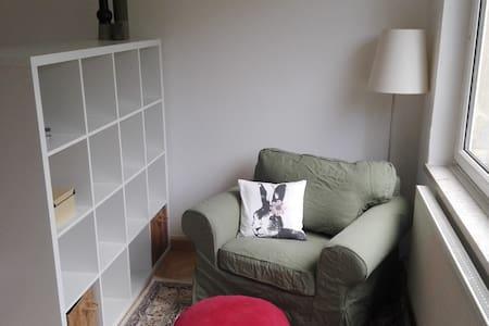 Schöne Wohnung mit toller Lage - Lakás