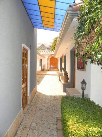 Apartamiento cerca del centro 3 - Sucre - Appartement