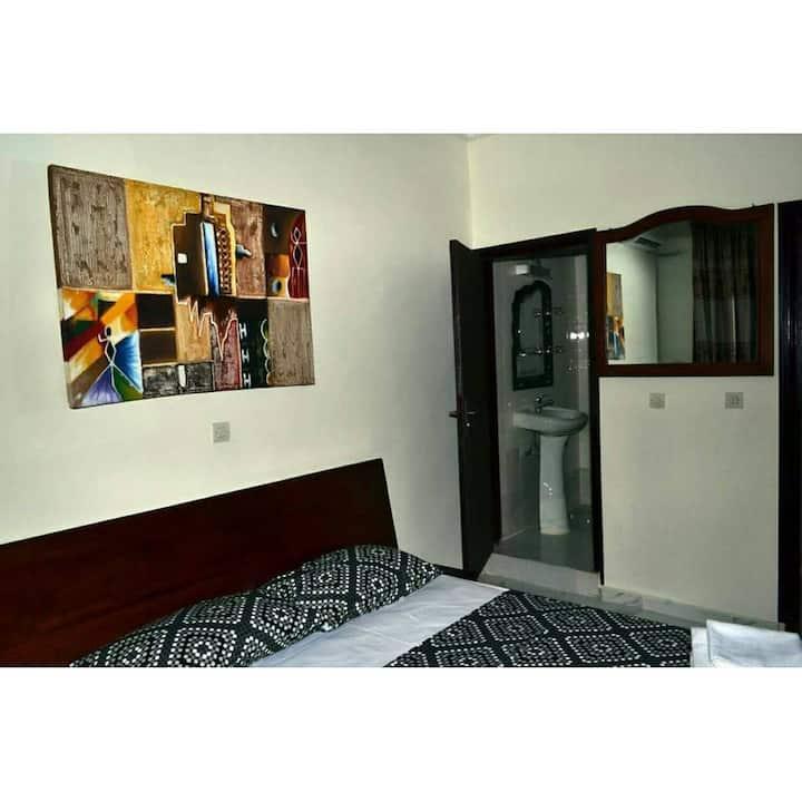 Chambre climatisée
