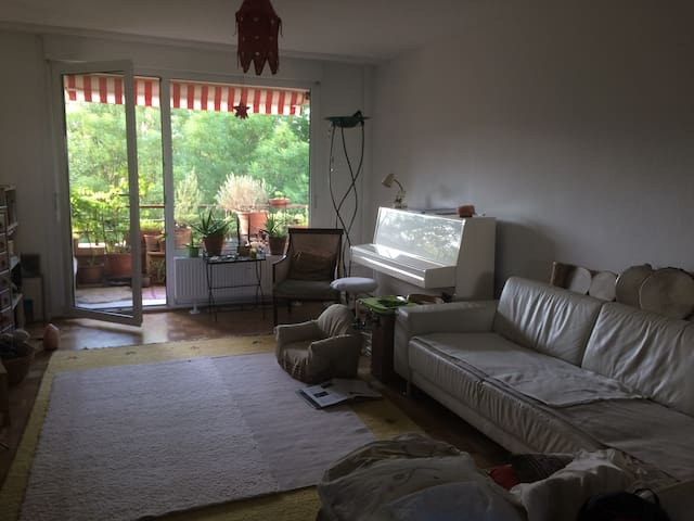 Zimmer im Paradies Vogelgesang und Blütenduft