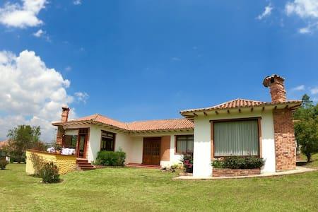 Casa Campestre Bellavista - Zona Privada