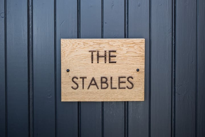 The Stables Front Gate