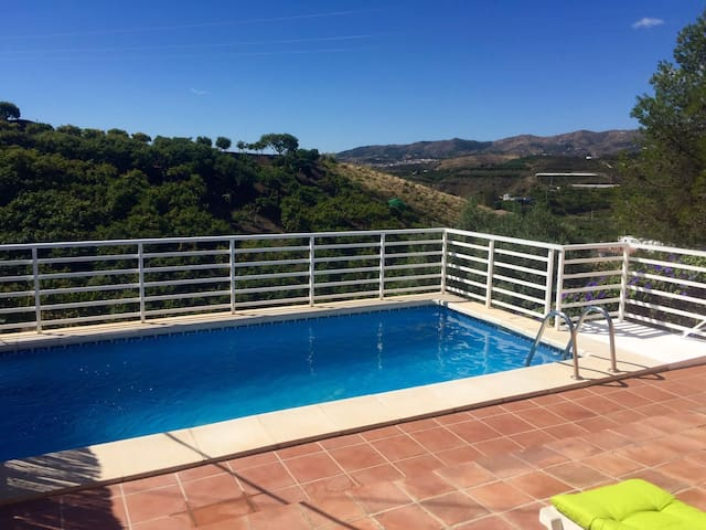 Simply the best kept secret of Andalucia - Vélez-Málaga - Villa