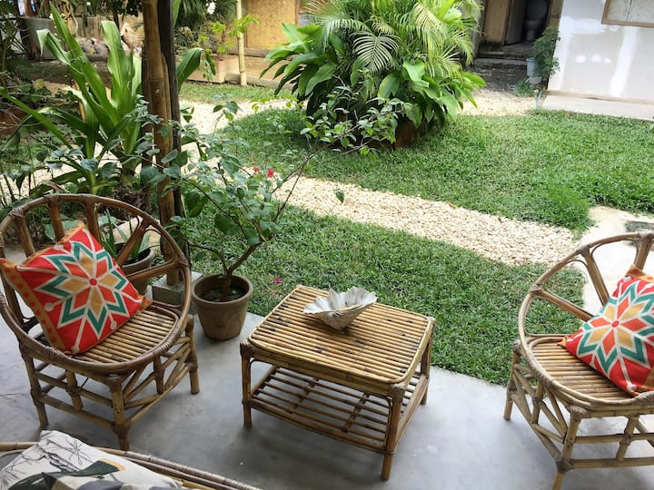Garden Duplex - Double room - El Nido center