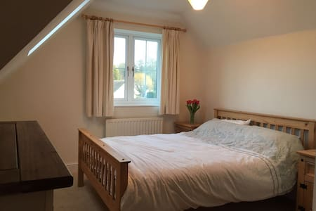 Spacious private double room. - Oxted - Apartament