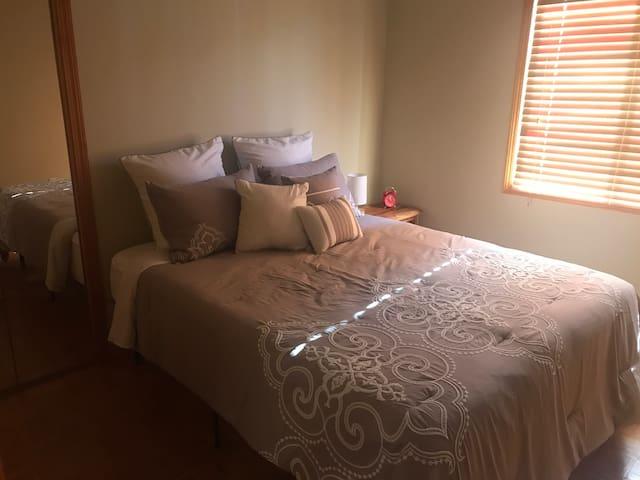 Private & Quiet & Clean room