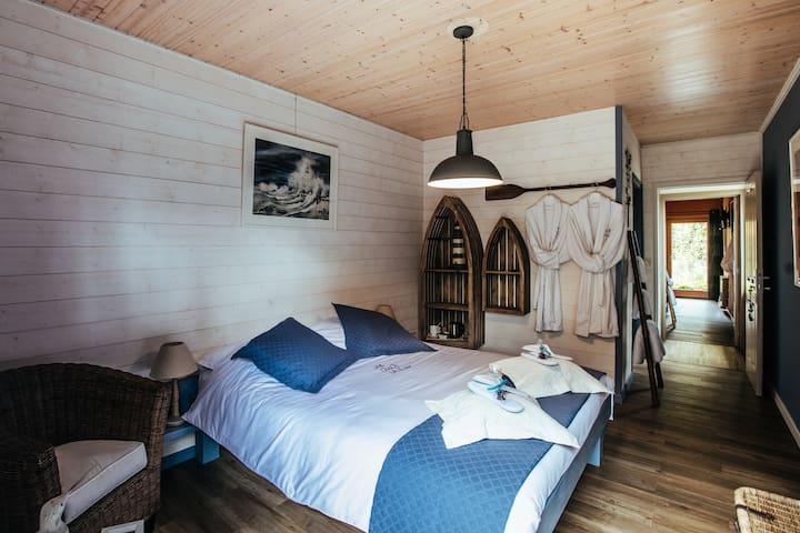 Bed & Breakfast - Oostende kamer - Durbuy - Bed & Breakfast