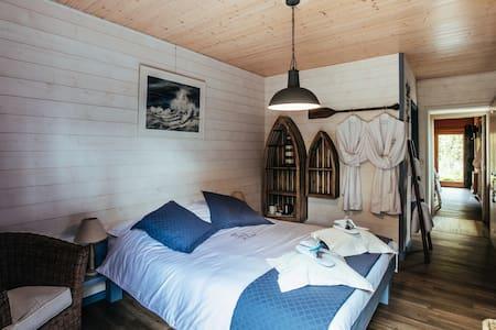 Bed & Breakfast - Oostende kamer - Durbuy