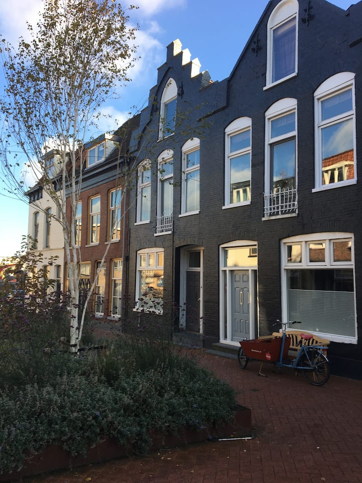 De Korenschuur -  almost downtown Groningen,