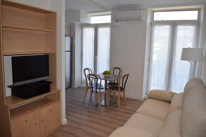 Ondarreta. Sercotel Apartamentos Europa