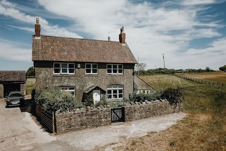 Amazing 8-bed Farmhouse with Games Room