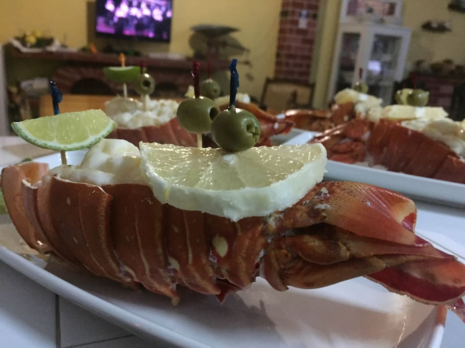 Delicious Lobster at Home!!!