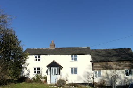 Beautiful  remote cottage in the Shropshire Hills