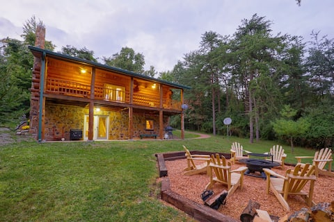 3bd Secluded Cabin 20 min to Raystown Lake
