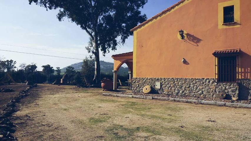 Casa rural Villasol