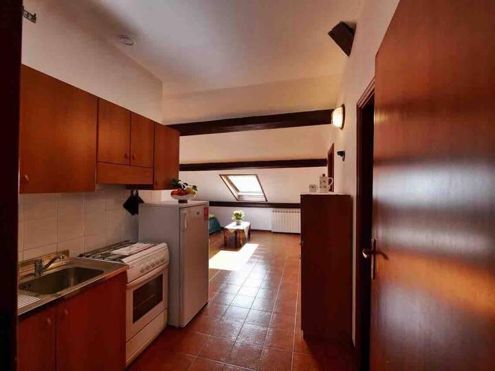 Appartamento Mansarda Tino