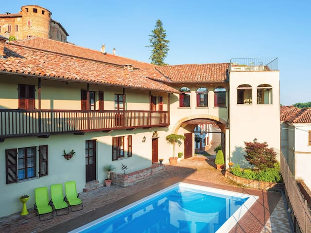 Holiday apartment Casetta in Frinco